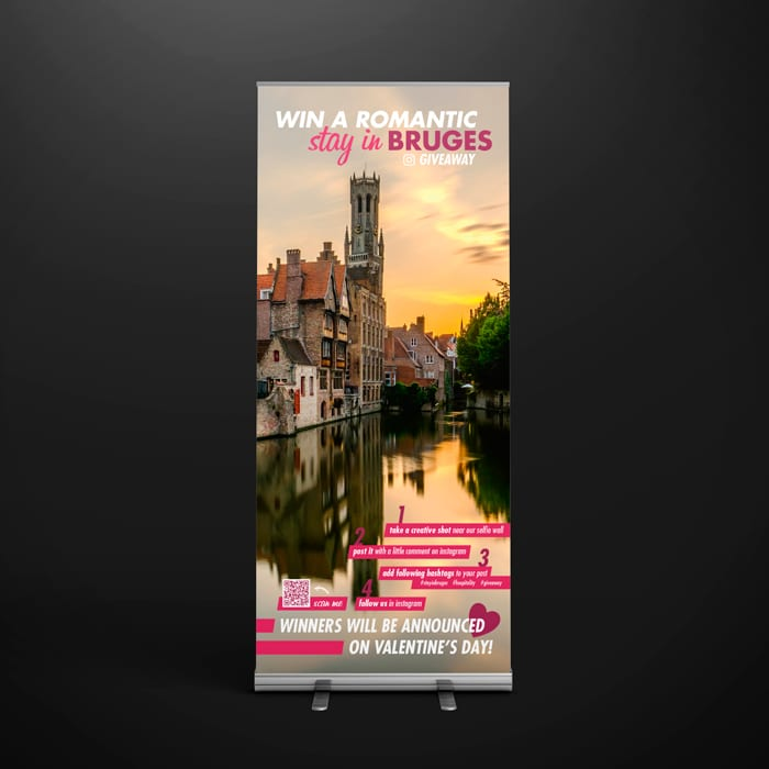 Discover Bruges rollup